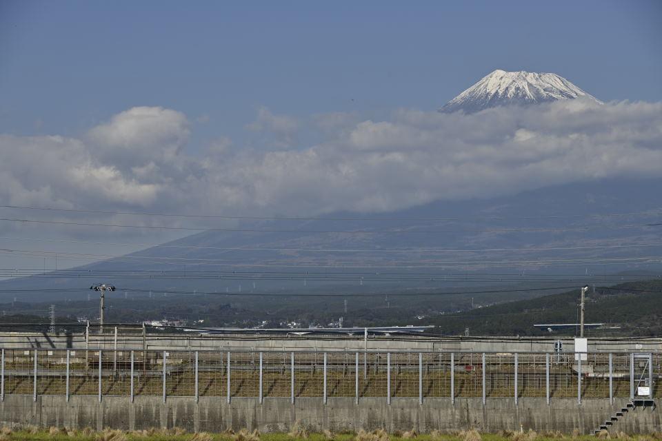 童謡「富士の山」の様